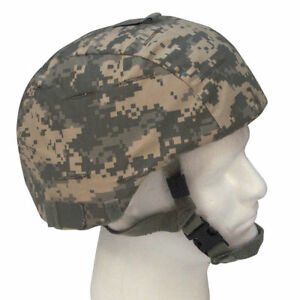 Helmet Cover ACU Tactical MICH small medium Military Camo Army Scorpion OCP New