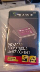 New Tekonsha 9030c Electric Trailer Brake Control