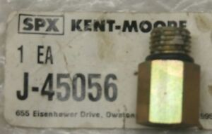 J45056 Oil Pressure Gauge Adapter Kent Moore Dealer Tool Free Us Ship
