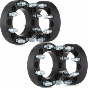 4p 1 5 Adapter 8x6 5 To 8x180 Wheel Spacers For Gmc Sierra 2500 Chevy Silverado