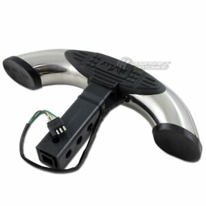 Bully Led 3rd Brake Lights 1 25 2 Hitch Tow Trailer Receiver Back Step Bar A