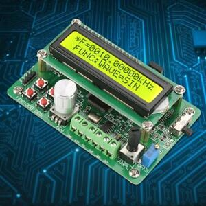 Function Signal Generator Source Frequency Counter Dds Module Wave Usb To Ttl