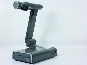 Smart Technologies Sdc 330 Gray Overhead Document Camera Usb 2 0