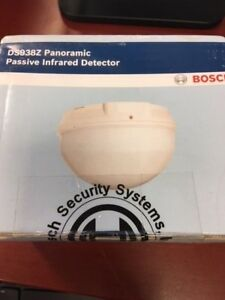 Ds938z Panoramic Passive Infrared Detector