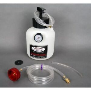 Motive Products 0109 Brake Power Bleeder System