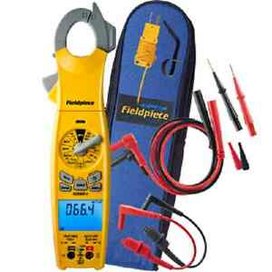 Fieldpiece Sc660 400a True Rms Loaded Wireless Clamp Meter Trms