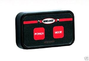 Sho me Led Micro Switch With Built in Flasher
