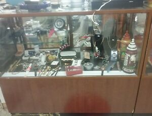 Retail Lighted Display Cases Cabinets Jewelry Display Cabinets
