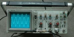 Tektronix 2235 100mhz Two Channel Oscilloscope Calibrated 2 Probes Sn B036799