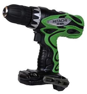 Hitachi Ds18dfl 18v 1 2 Cordless Drill Driver With 2 Batteries