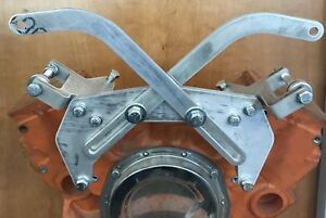 Billet Alternator Ac Bracket Small Block Chevy Lwp