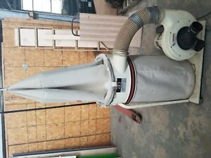 Jet Dc 1200a 3 Dust Collector 2hp 3 Phase