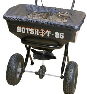 Meyer Products Hotshot 85 Push Broadcast Spreader 38115