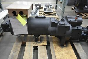 York 50 Ton Screw Chiller Compressor Model Dxs45lasa46