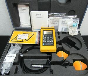 Wg Wandel And Goltermann Emr 300 Em Radiation Meter W 2 Probes Wands narda