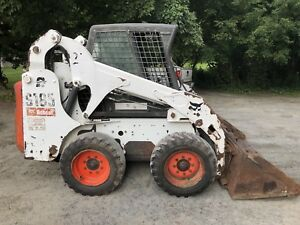 2012 Bobcat S185 Skid Steer Loader In Vermont