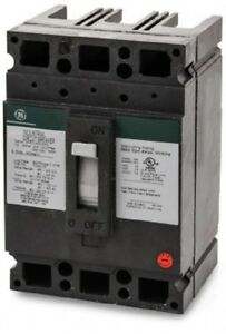 General Electric Ted134030wl 3 Pole Circuit Breaker