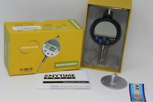 Anytime Tools 0 1 Travel Digital Electronic Indicator Dial Gauge Gage