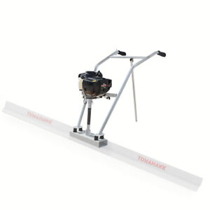 37 7cc 4 Stroke Gas Concrete Wet Screed Power Screed Cement Engine Only