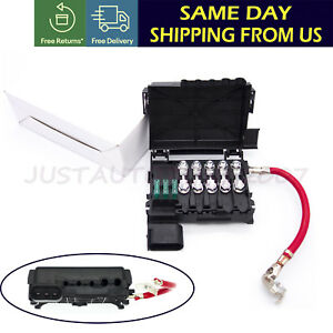 Fits For Jetta Golf Mk4 Beetle Fuse Box Battery Terminal 1j0937550a 1j0937550b