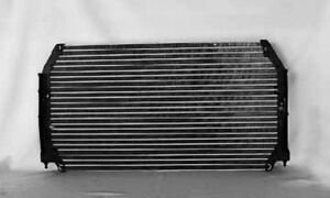 A c Condenser Fits 97 01 Toyota Camry And 99 03 Toyota Solara