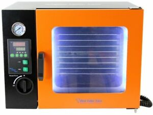 0 9cf Eco Vacuum Oven 4 Wall Heating Led Display Led s