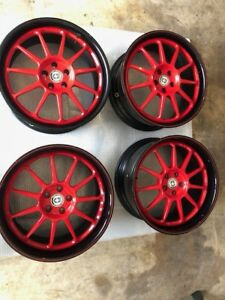 Hre 19 Staggered Wheels Rims Ferrari 430 360 355 348 2 Pc 3pc Custom 19x10 8 75