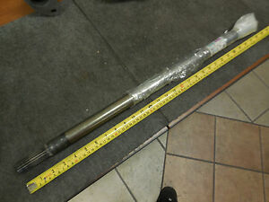 Kubota Propeller Shaft 3a161 41322 New