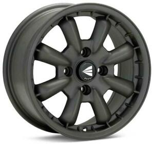 Enkei Compe 15x8 4x114 3 0mm Matte Gunmetal Wheels Set Of 4 477 580 4800gm