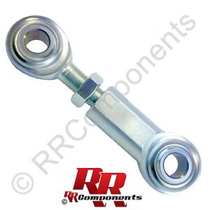 Adjustable Link Rh 3 8 24 Thread With A 3 8 Bore Rod End Heim Joints