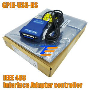 Gpib usb hs Interface Adapter Controller Ieee 488 New In Box Usa Free Shipping