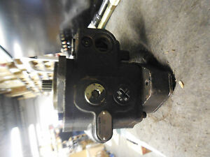 Case 401363a2 Hydraulic Pump 337 9202 007 Parker Commercial
