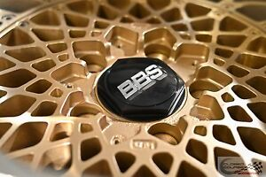 Bbs Motorsport Wheel Center Cap Hex Adapters E50 E26 Black Anodized