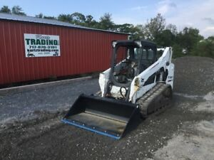 2013 Bobcat T590 Tracked Skid Steer Loader