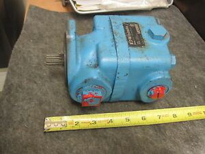 Eaton Vickers V20f 1p6p 38c8h 22l Power Steering Pump New