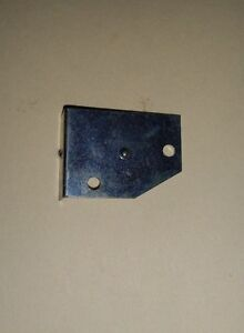 Curtis Key Machine 2000 3000 Micro Switch Cover Plate 43112