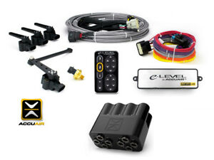 Accuair Vx4 E level Touchpad Electronic Leveling Air Bag Suspension System