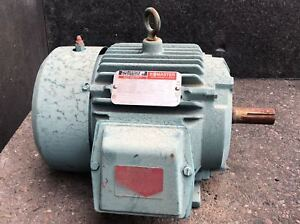 Ac Motor 3 Hp Reliance Electric P18g4900r