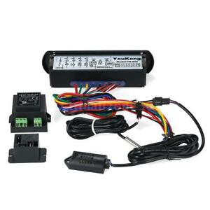 Youkong Digital Temperature And Humidity Recording Controller 220v Reptile F1e6
