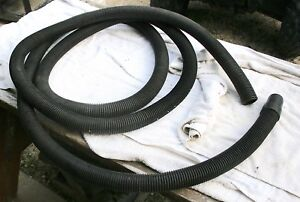 1 3 4 x17 Exhaust Vent Or Vacuum Hose For Garage Or Shop