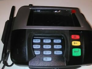 Verifone Mx860 Point Of Sale Credit Card Terminal M094 409 01 rc W Pen
