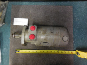 Parker Hydraulic Motor Tg0530ms050bbcg New