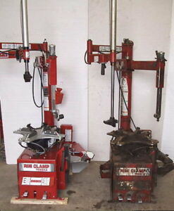 Dont Junk It Let Us Rebuild Your Coats 70 x Air Series Rim Clamp Tire Changer