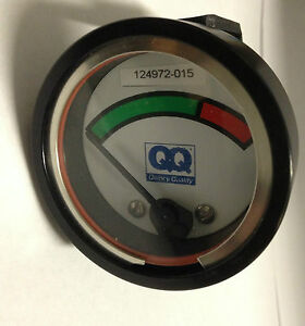 Quincy Air Compressor Gauge 124972 015 New