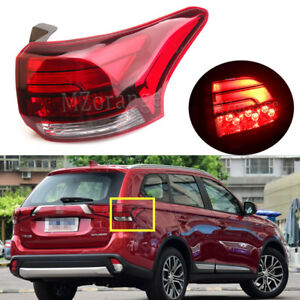 For Mitsubishi Outlander 2016 17 Outer Led Right Rear Brake Stop Tail Lamp Light