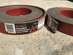 Fire Barrier Wrap Strip 24 Ft In Total
