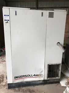 Ingersoll Rand Ssr 50hp Rotary Screw Compressor Ssr ep50se And Air Dryer Dxr230