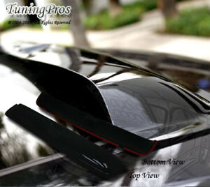05 10 Chrysler 300 Sedan Dark Gray Type 2 Shield Moon Sunroof Visor 980mm 38 5