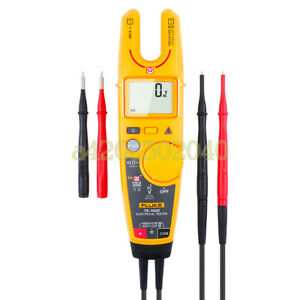Fluke T6 1000 Non contact Ac True Rms Voltage current Clamp Meter With Backlight