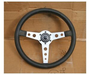 Vintage Stack Momo 370mm Prototipo Porsche 901 911 912 356 St Rs Steering Wheel